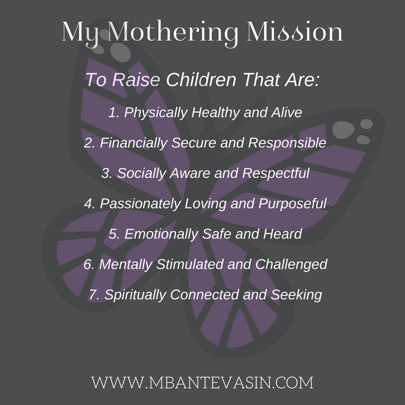 Mothering Mission | Magdalena Moments